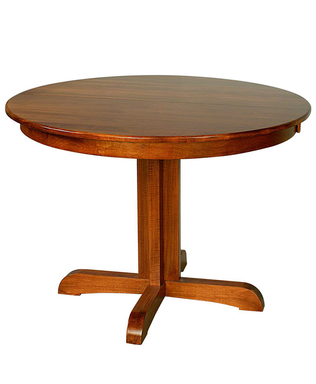 Austin Round Dining Table Amish Direct Furniture