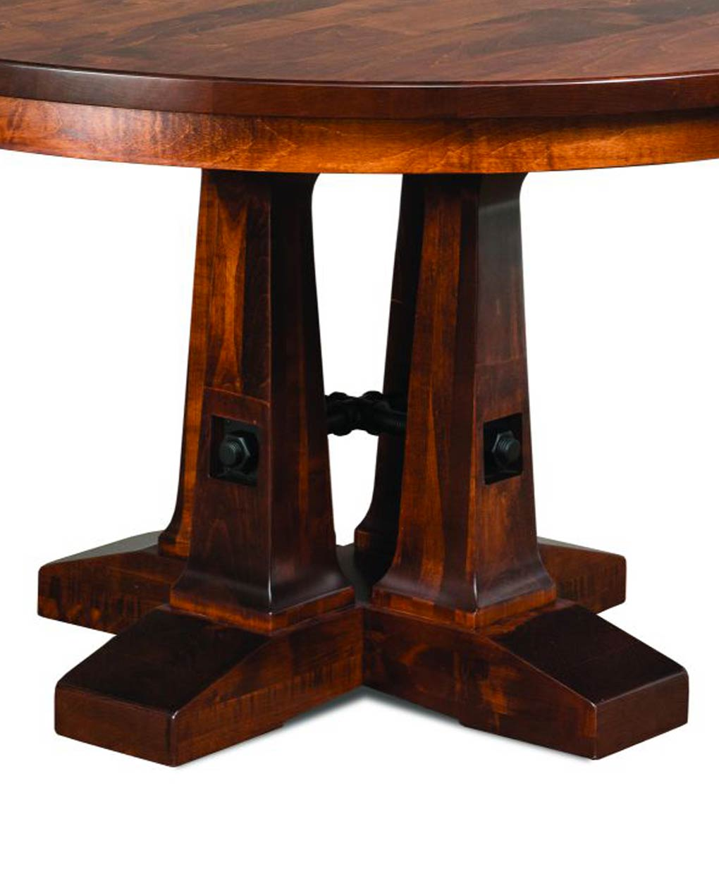 Round Dining Room Tables: Vienna Round Dining Table