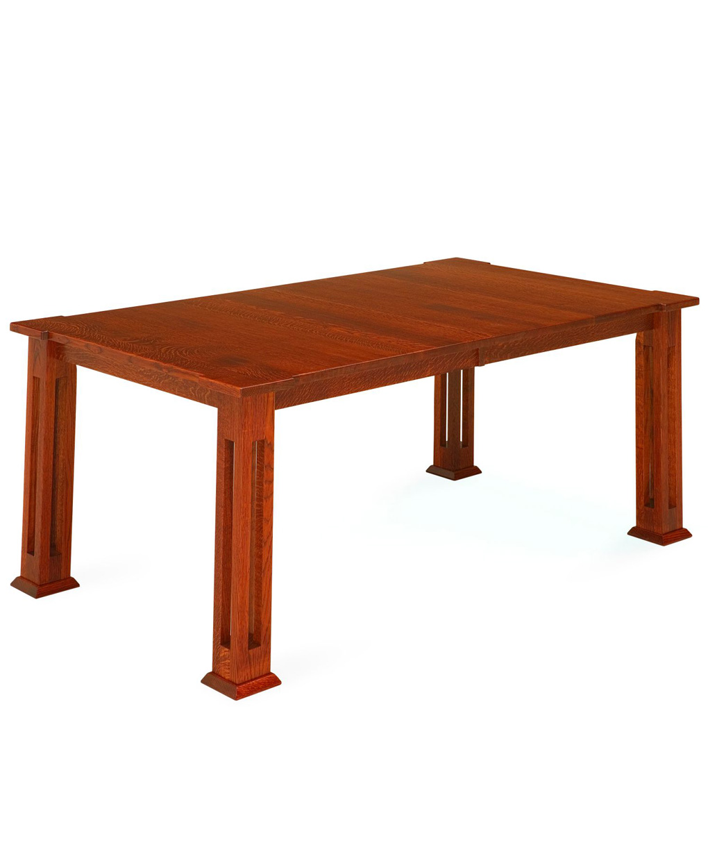 Parker Mission Dining Table Amish Direct Furniture