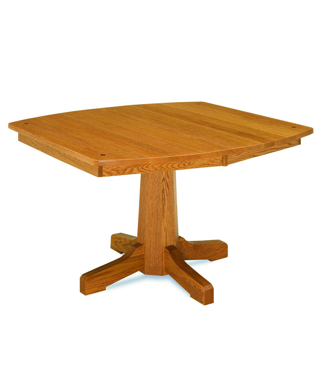 Pinnacle royal dining table amish direct furniture for Royal dining table