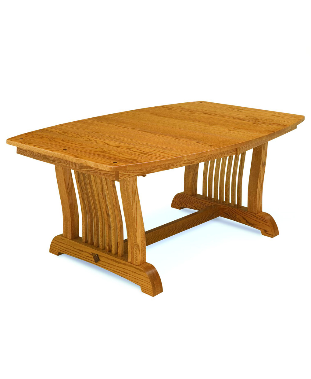 Royal Mission Dining Table Amish Direct Furniture
