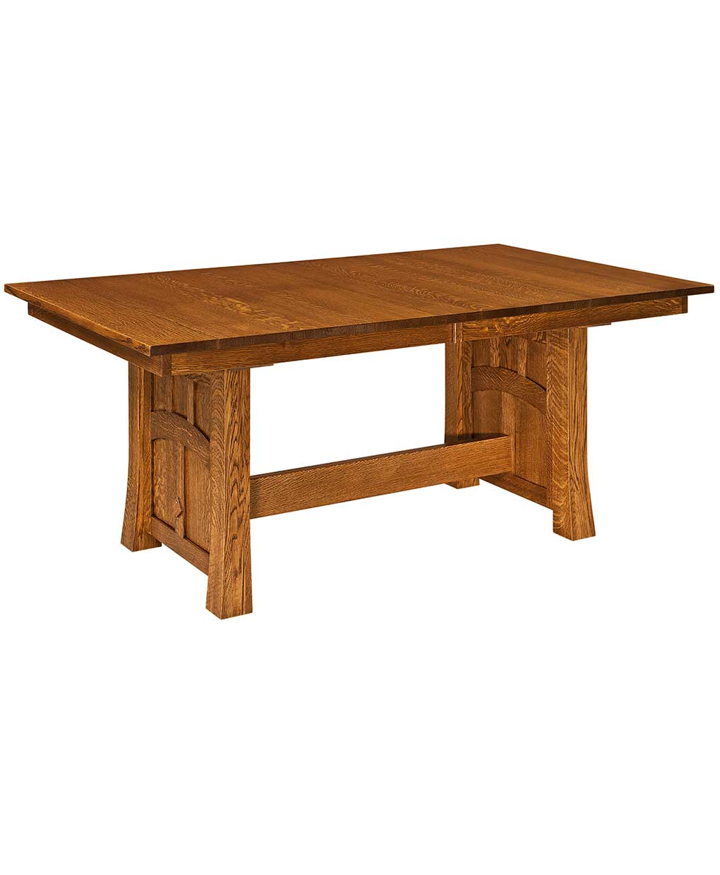 Trestle Table Amish Dining Room