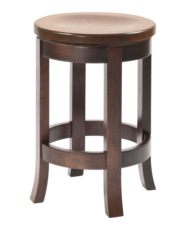 Belmont Bar Stool Amish Direct Furniture