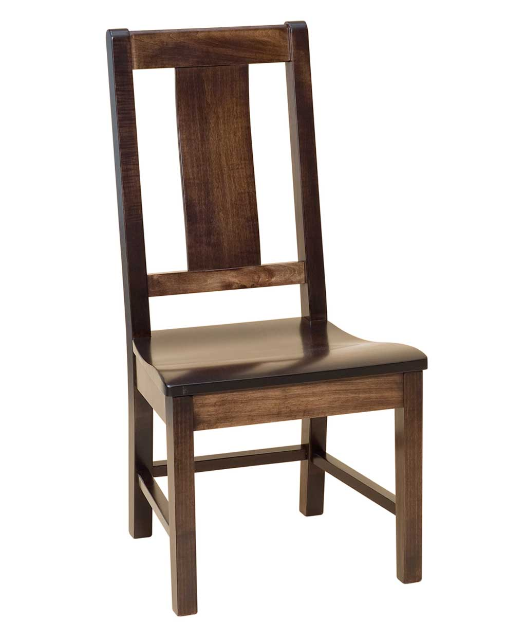 Benson dining chair amish direct furniture for Direct furniture