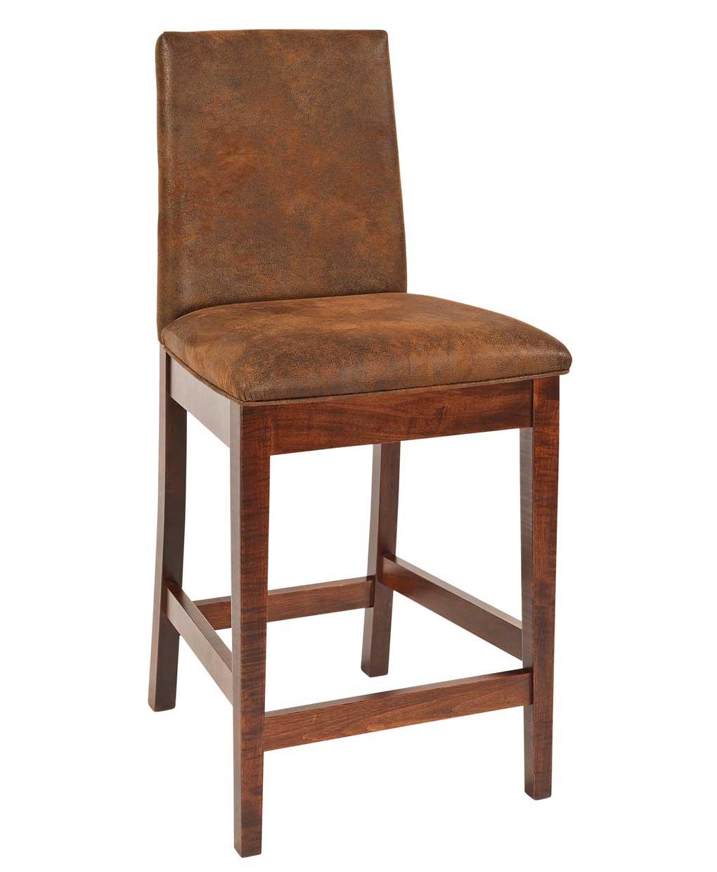 Bradbury Bar Stool Amish Direct Furniture