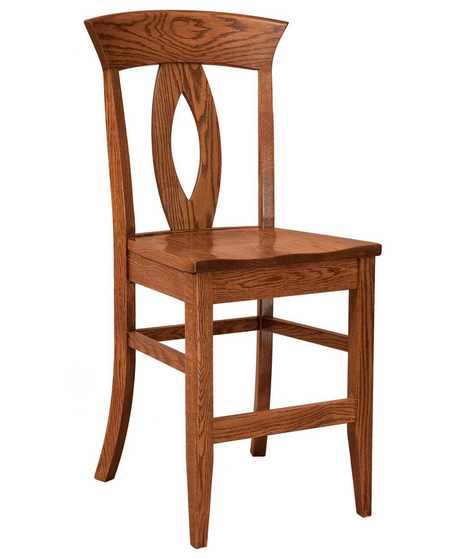 Brookfield Bar Stool Amish Direct Furniture