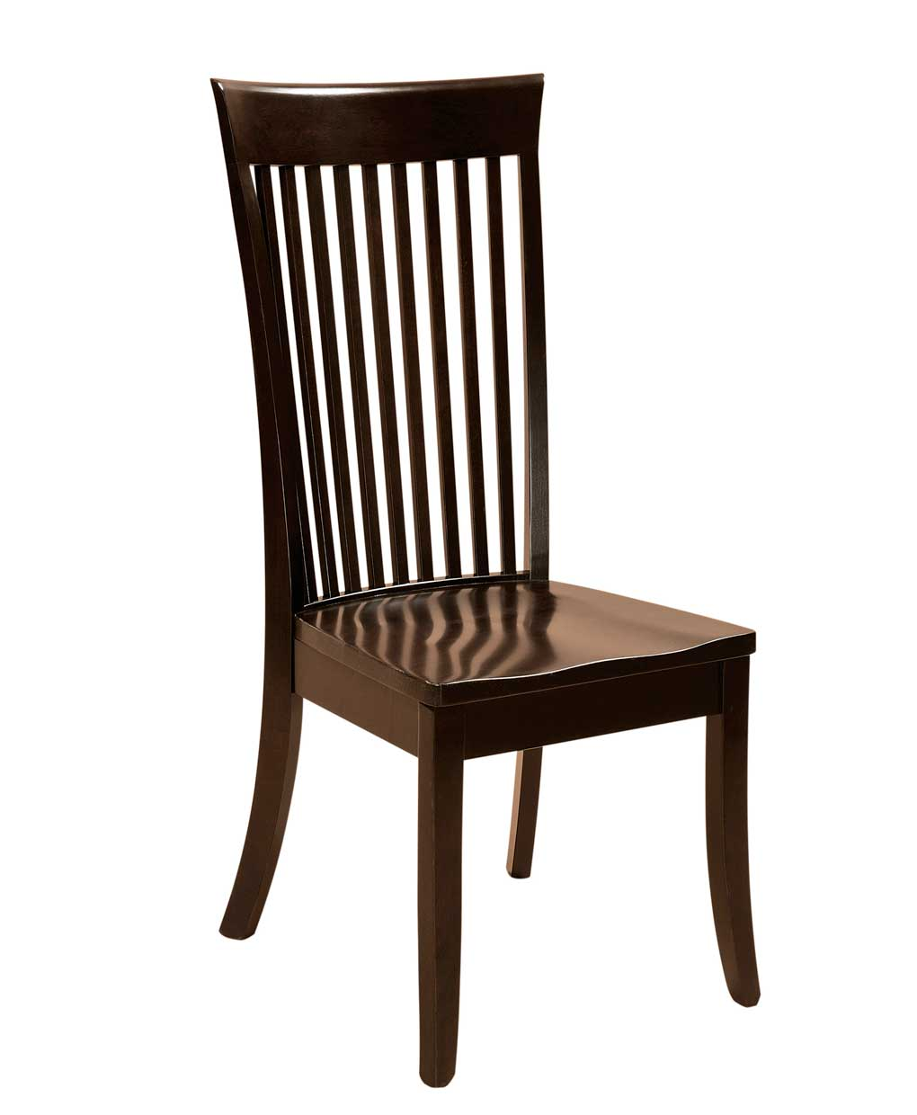 Carlisle Shaker Dining Chairs Amish Direct Furniture