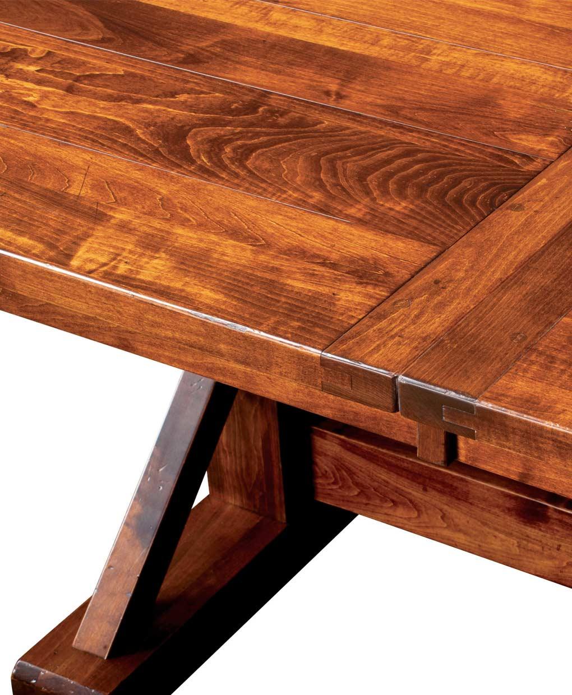 Chesapeake Dining Table Amish Direct Furniture : ChesapeakeTopDetail from amishdirectfurniture.com size 1020 x 1240 jpeg 141kB
