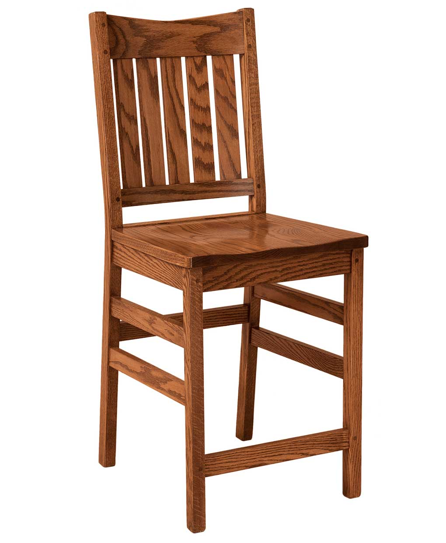 Colbran Bar Stool Amish Direct Furniture
