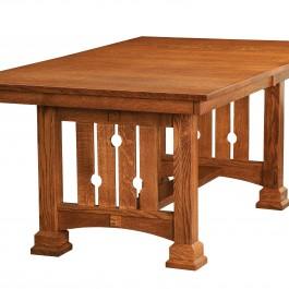 Douglas Trestle Table
