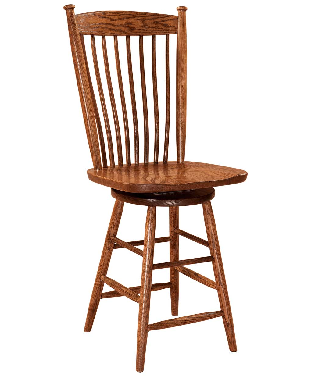 Easton Shaker Bar Stool Amish Direct Furniture