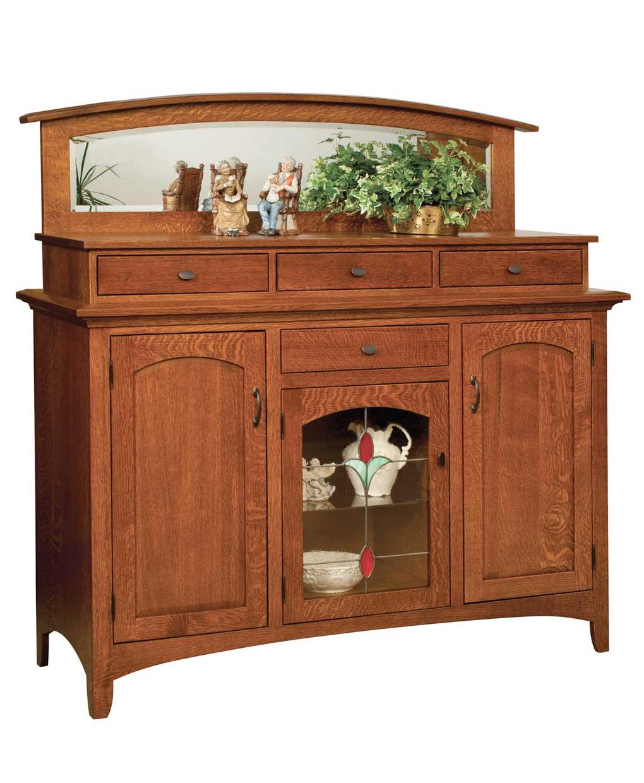 Garrison Buffet Amish Direct Furniture