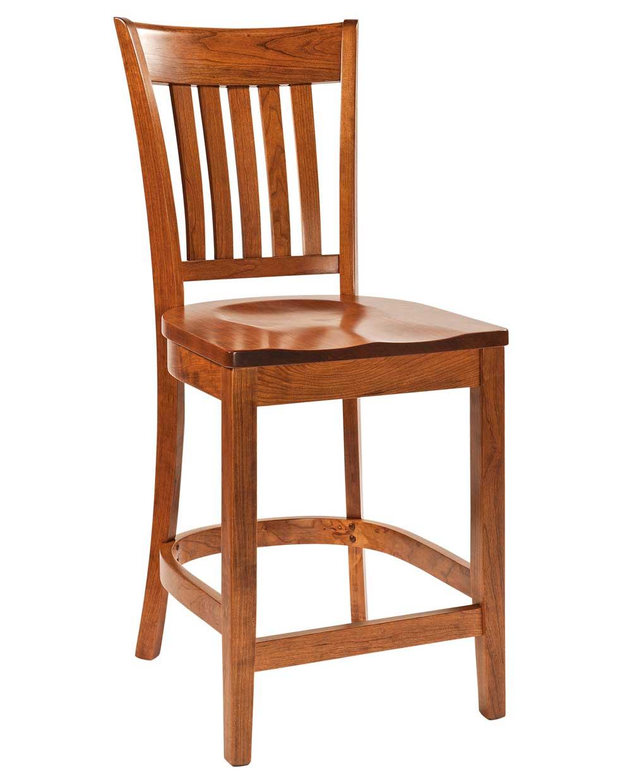 Harper Bar Stool Amish Direct Furniture