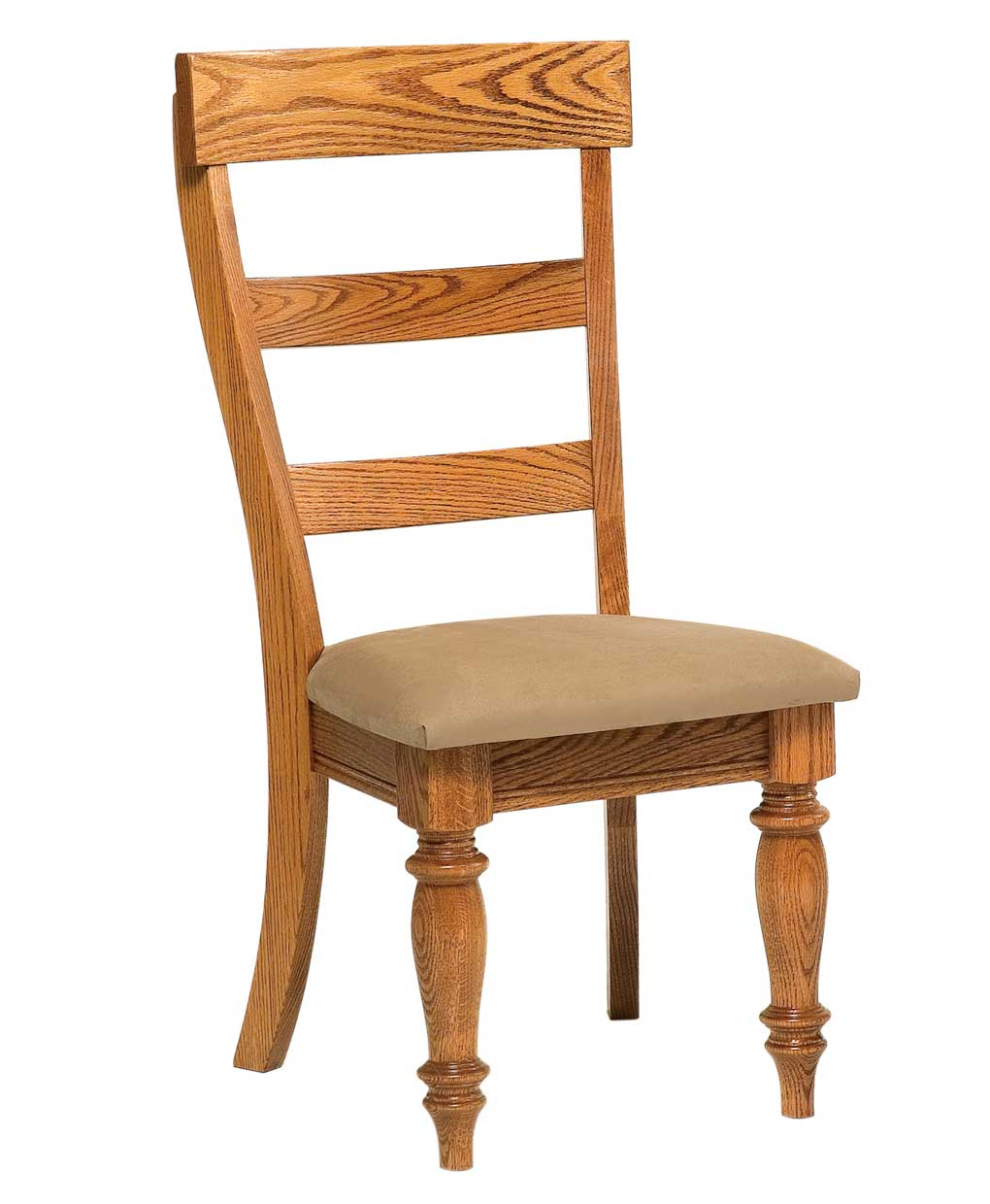 Harvest Highback Dining Chair Amish Direct Furniture