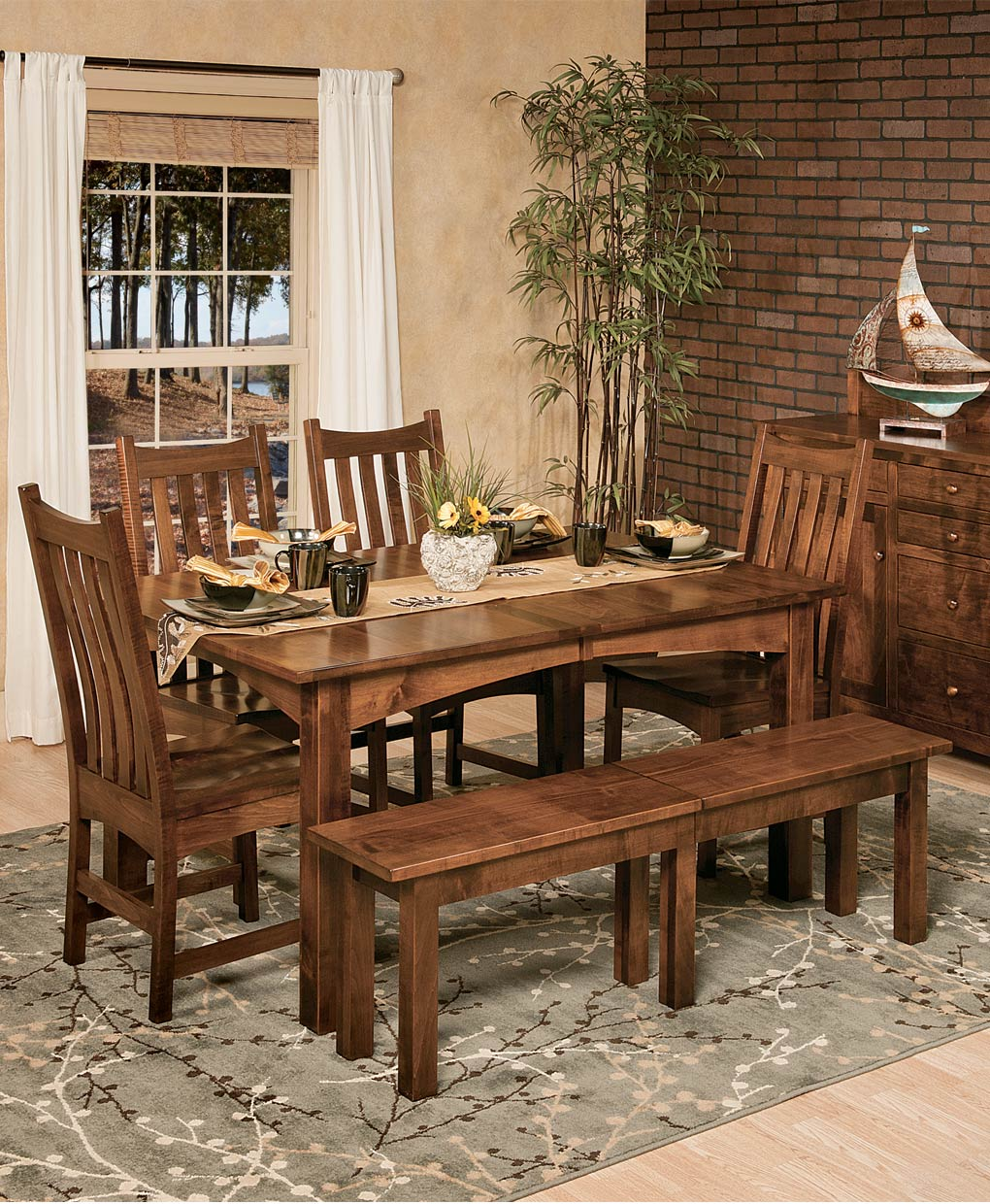 Heidi S Dining Table Amish Direct Furniture
