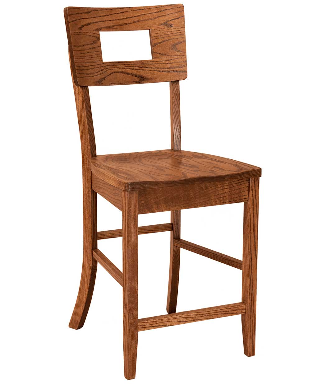 Kirkland Bar Stool Amish Direct Furniture