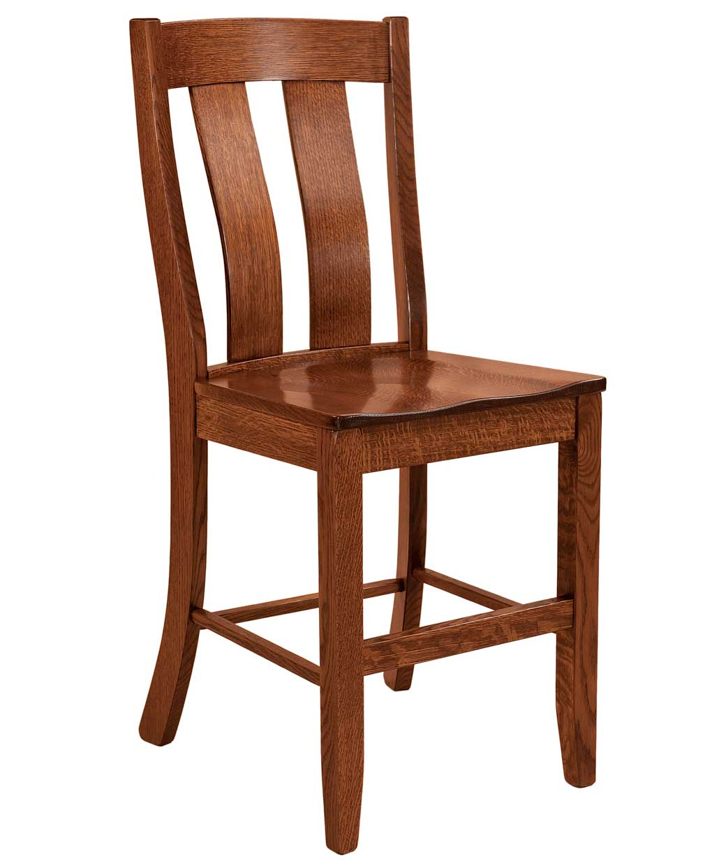 Laurie Bar Stool Amish Direct Furniture