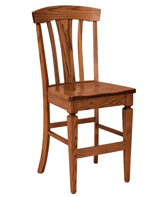Lexington Bar Stool Amish Direct Furniture
