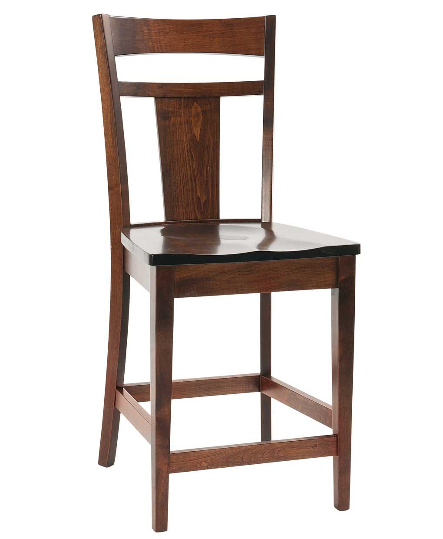 Livingston Bar Stool Amish Direct Furniture