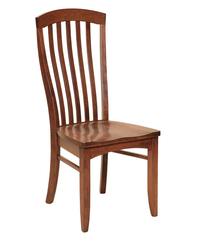 Malibu Dining Chair Amish Direct Furniture