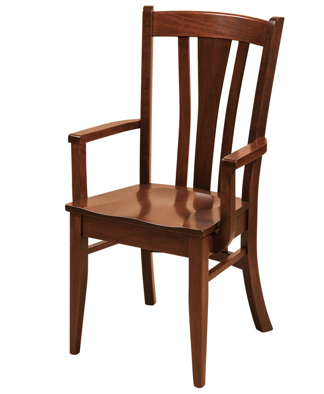 Meridan Dining Chair Amish Direct Furniture