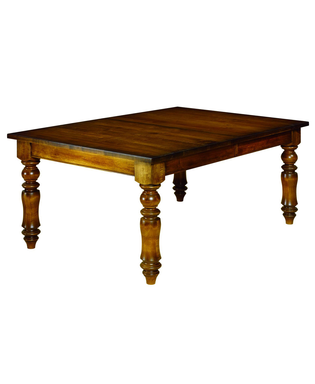 Montego Dining Table Amish Direct Furniture