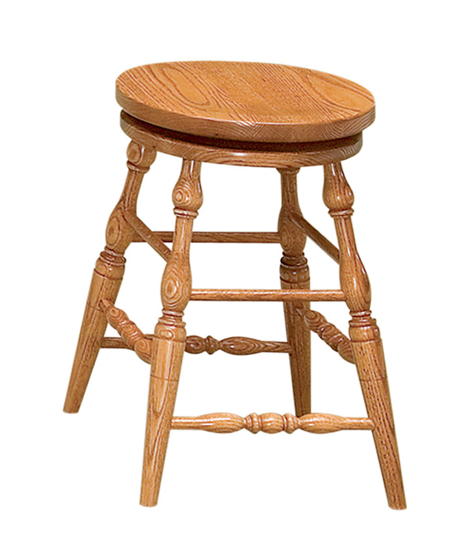 Scoop Bar Stool Amish Direct Furniture