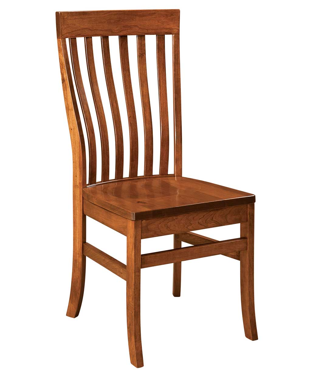 Amish Wooden Chairs ~ Theodore dining chair amish direct furniture