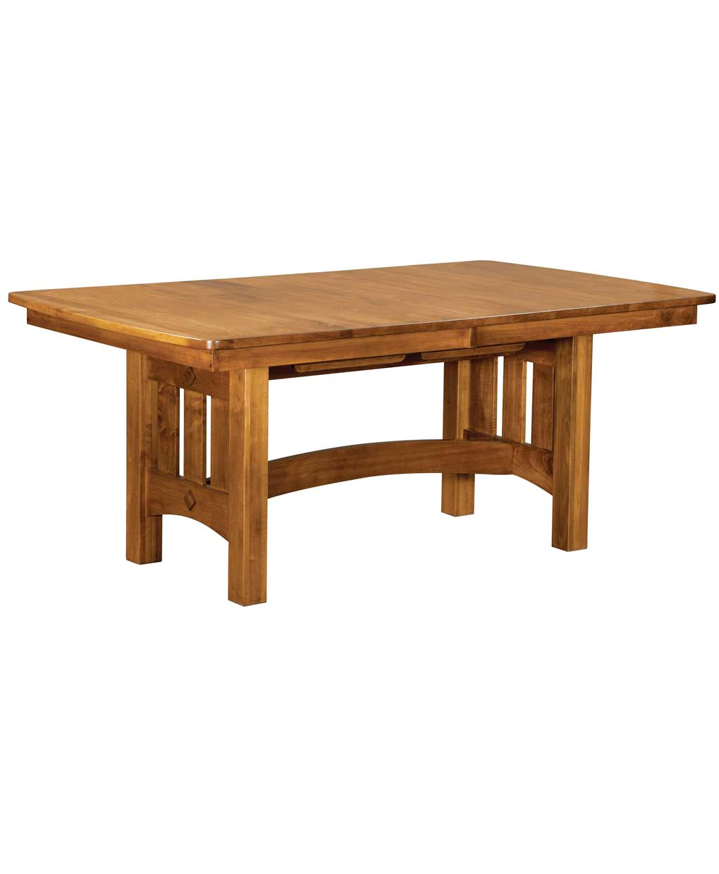 Vancouver Trestle Dining Table Amish Direct Furniture : VancouverTrestle from amishdirectfurniture.com size 1020 x 1240 jpeg 29kB