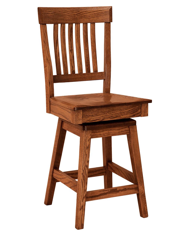 Ventura Bar Stool Amish Direct Furniture : VenturaSwivelBS from amishdirectfurniture.com size 1020 x 1240 jpeg 145kB