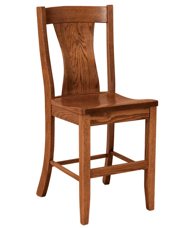 Westin Bar Stool Amish Direct Furniture