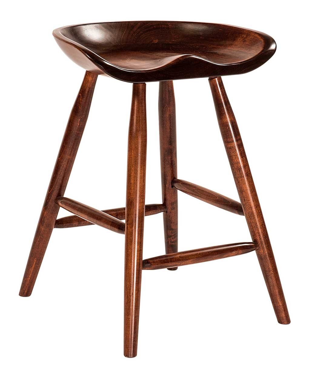 Winslow Bar Stool Amish Direct Furniture
