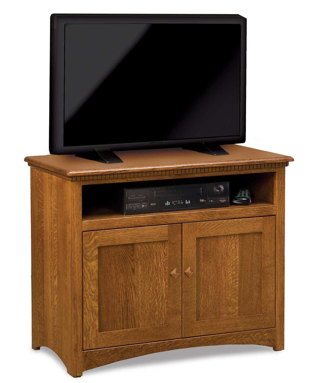 Mission Media Tv Console Amish Direct Furniture