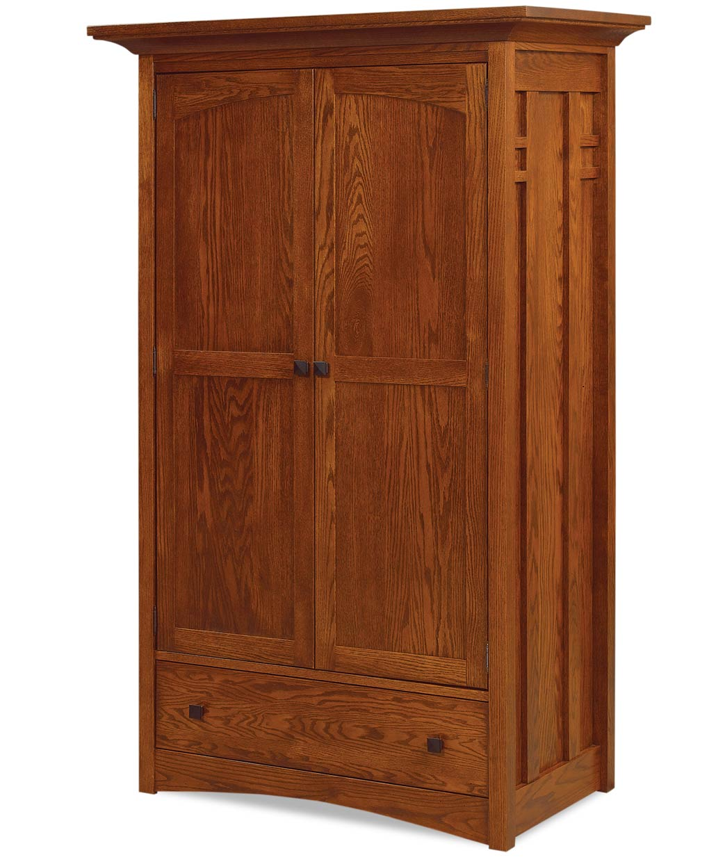 kascade wardrobe armoire amish direct furniture. Black Bedroom Furniture Sets. Home Design Ideas