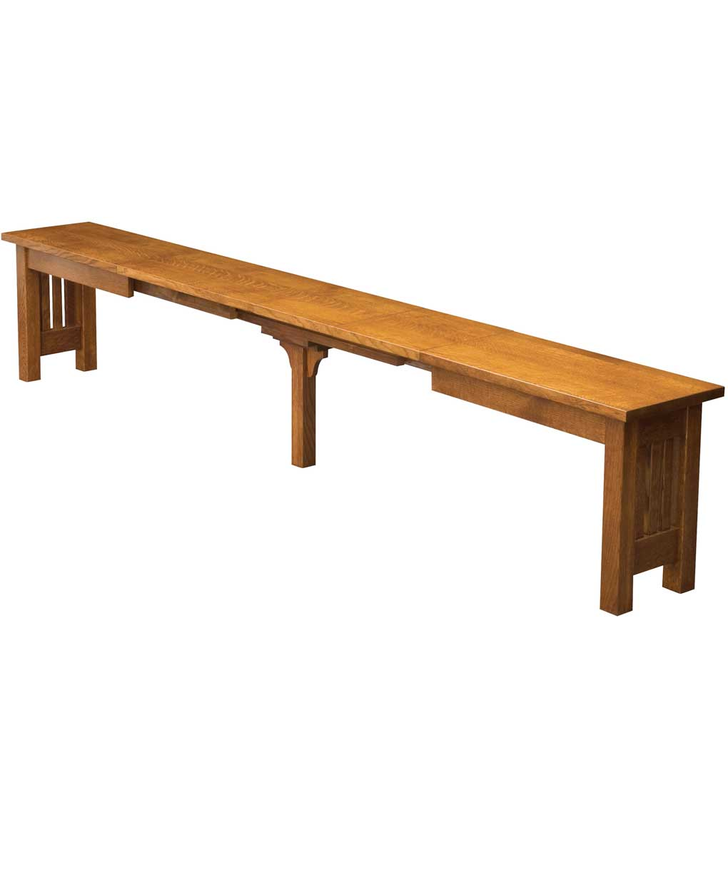 Mission Extend A Bench Amish Direct Furniture