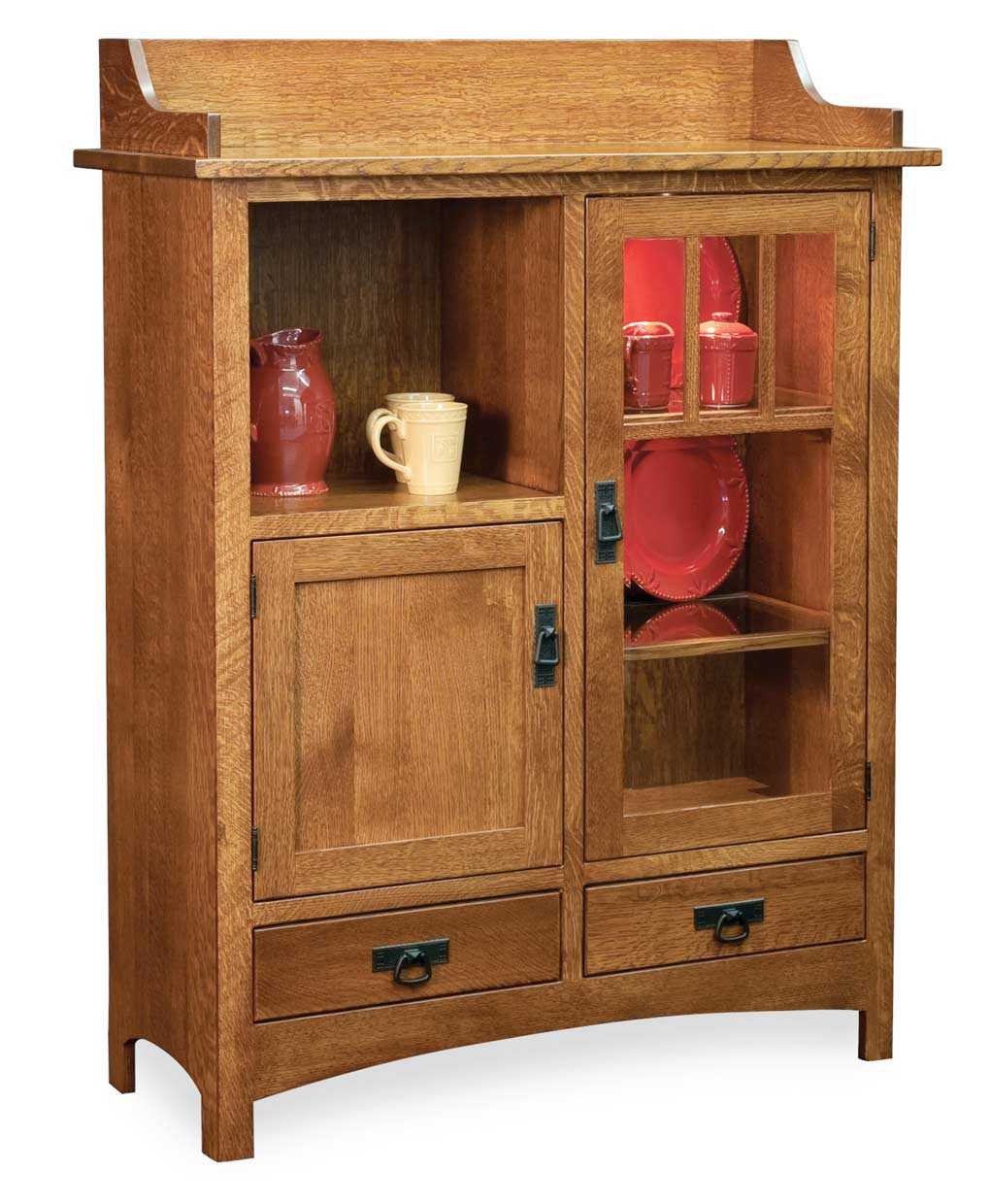 Amish Style Kitchen Cabinets: Amish Direct Furniture