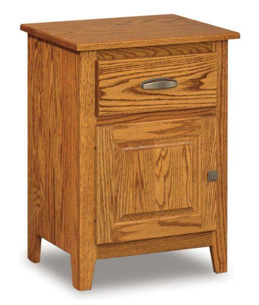 Shaker 1 Drawer 1 Door Nightstand