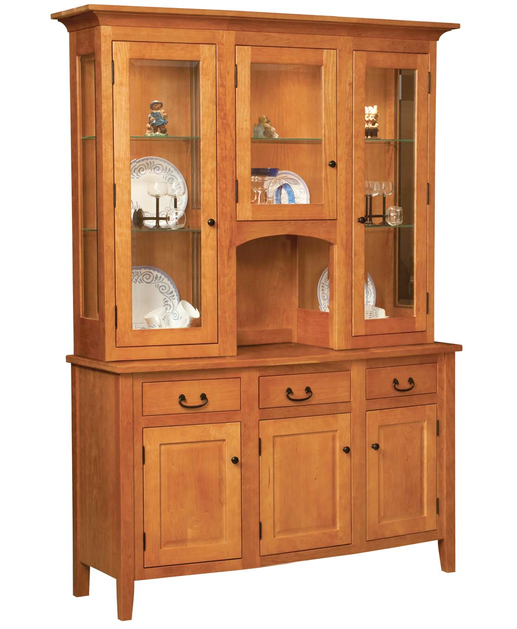 furniture hutch shelby hutch amish direct furniture