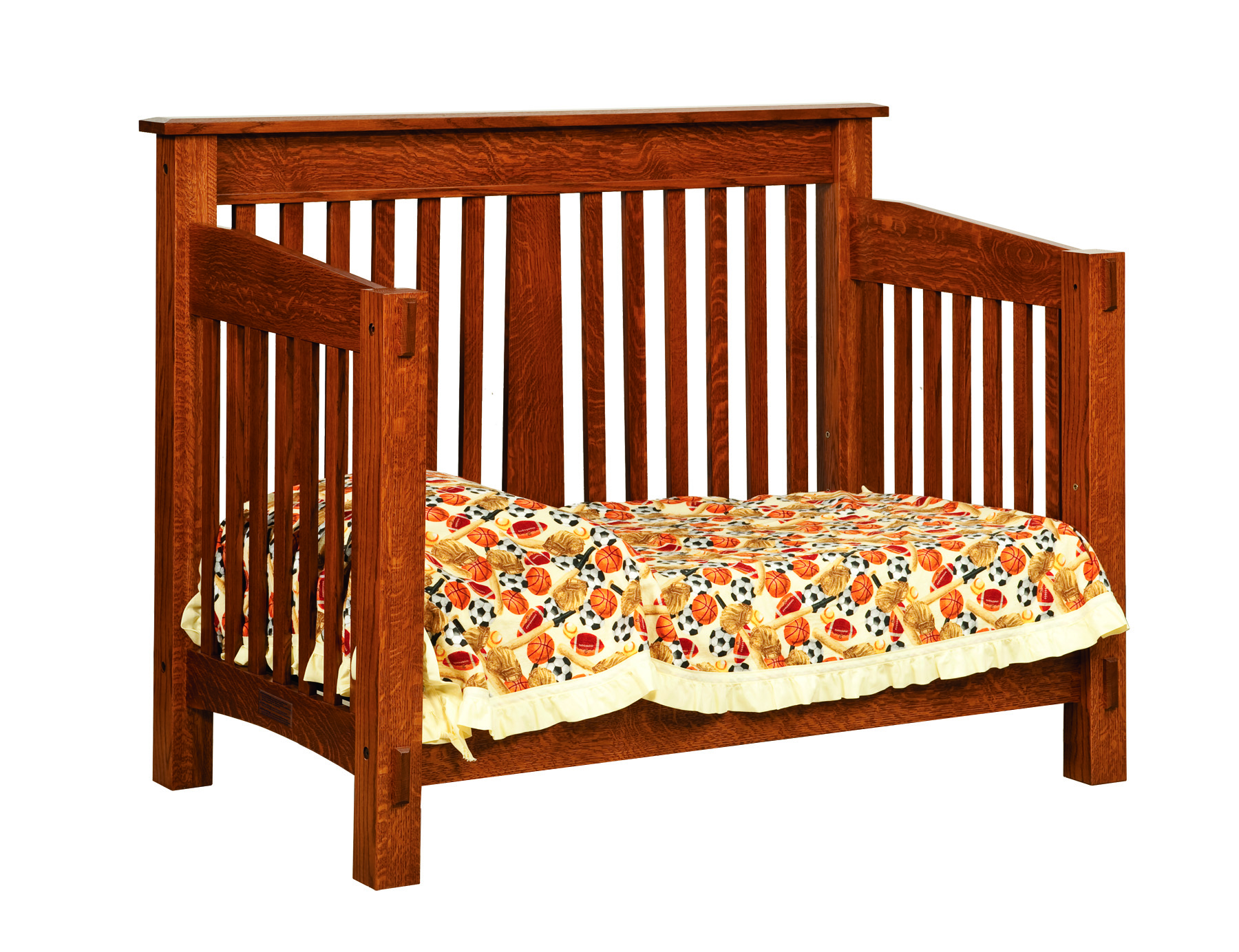 McCoy Conversion Crib Amish Direct Furniture