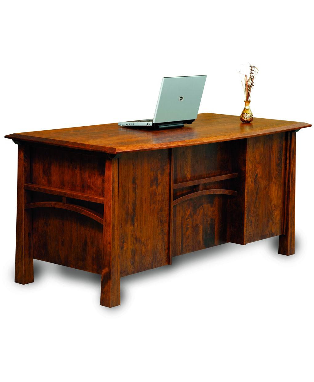 Artesa Executive Desk Amish Direct Furniture