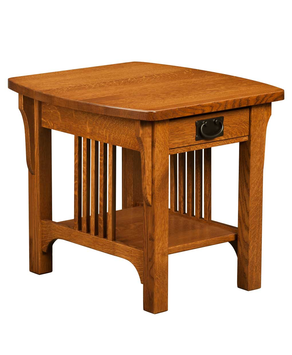 Craftsman Mission End Table Amish Direct Furniture