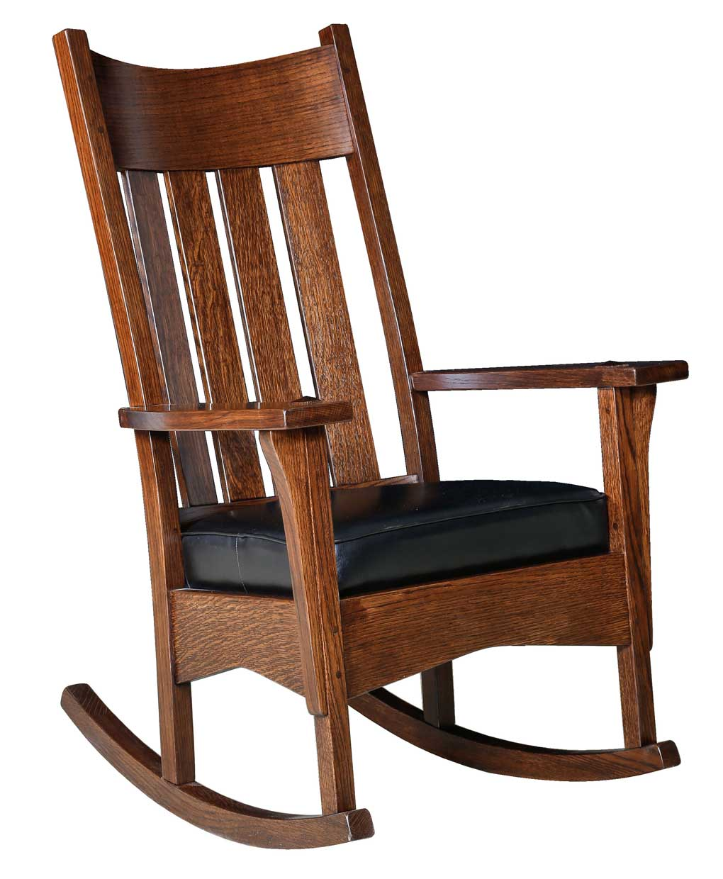 Artisan Mission Rocker Amish Direct Furniture
