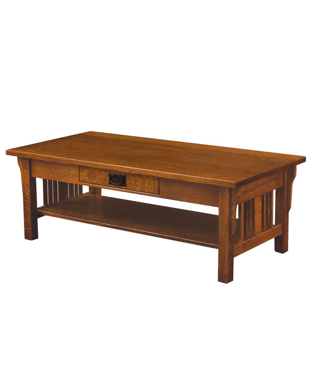 Elliot Mission Coffee Table Amish Direct Furniture