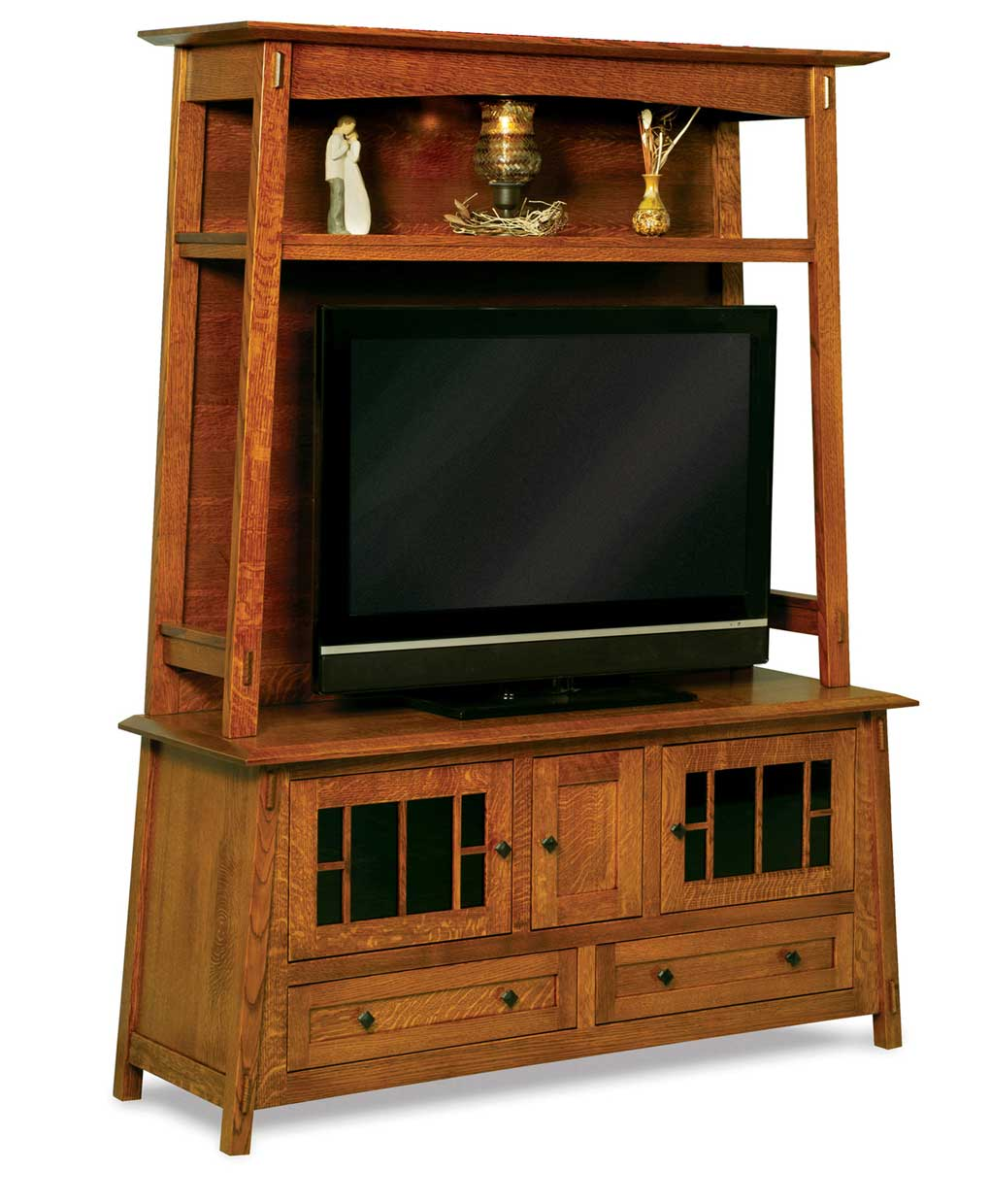 Colbran Media Tv Entertainment Center Amish Direct Furniture