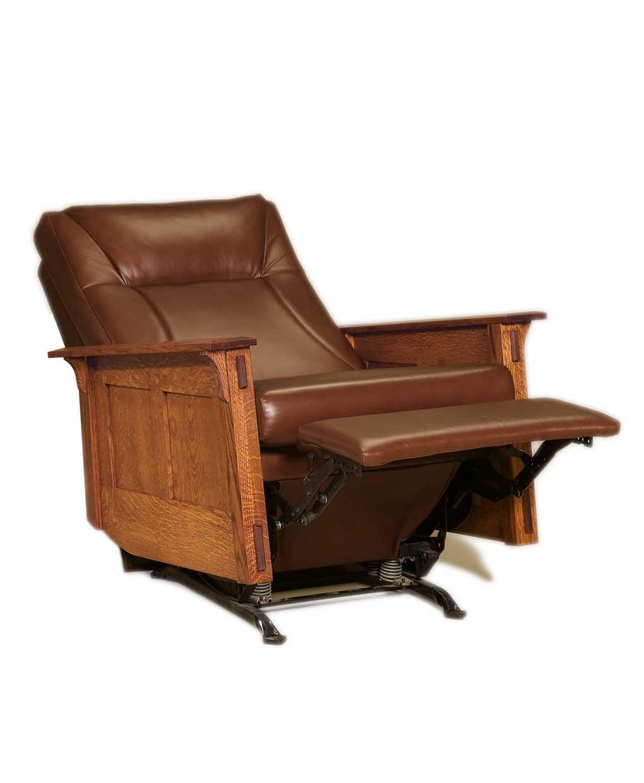 Mccoy Rocker Recliner Amish Direct Furniture