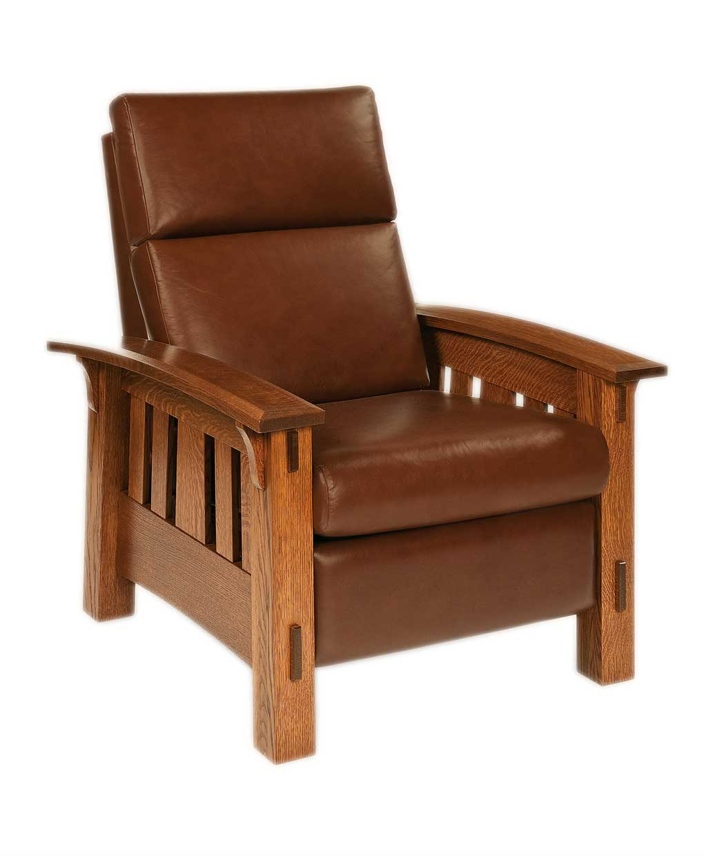 Mccoy recliner amish direct furniture for Chair chair chair