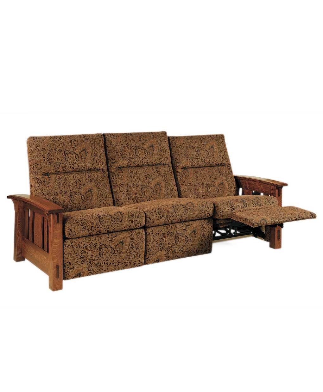 Mccoy Sofa Recliner Amish Direct Furniture