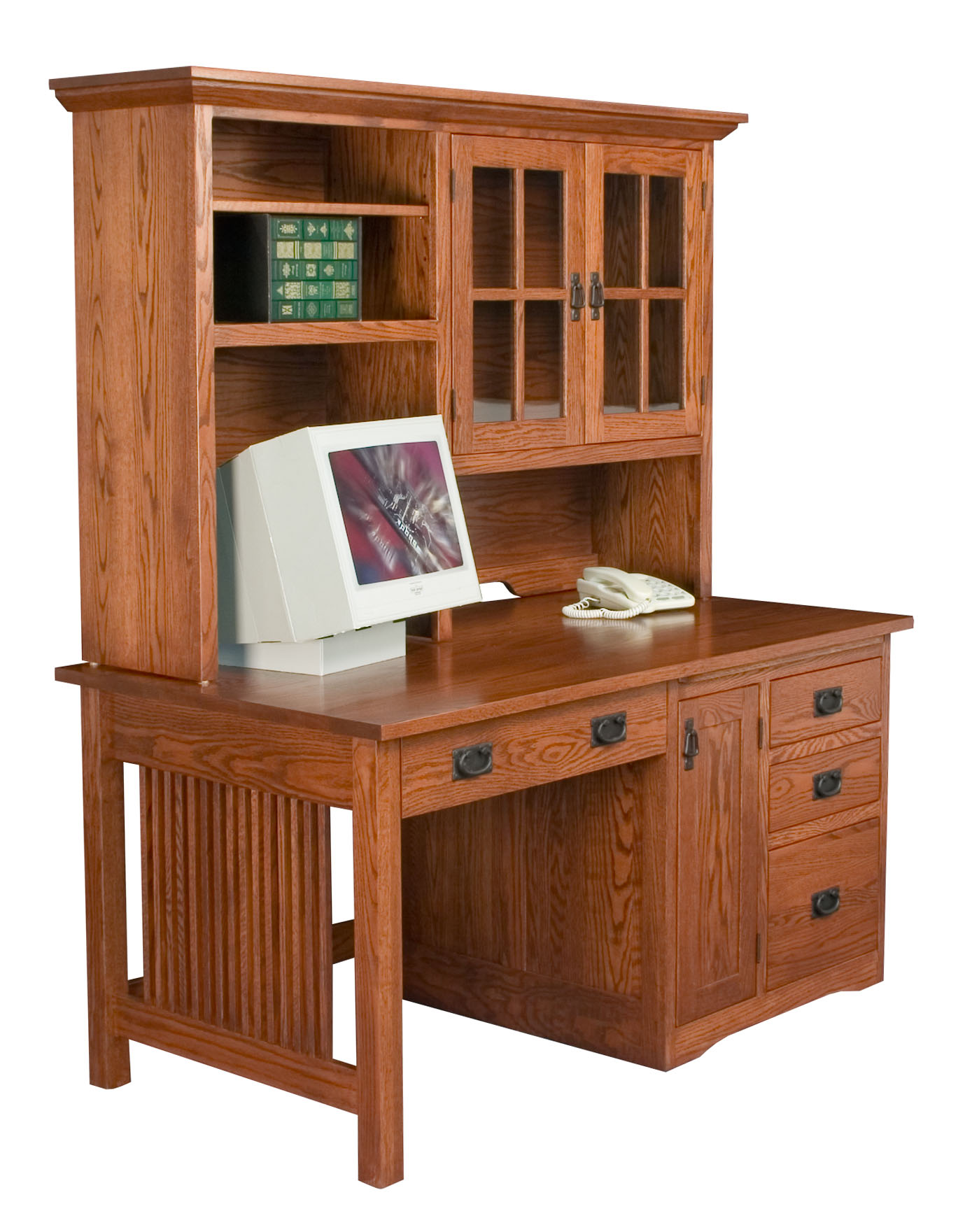 Mission Computer Desk (101)