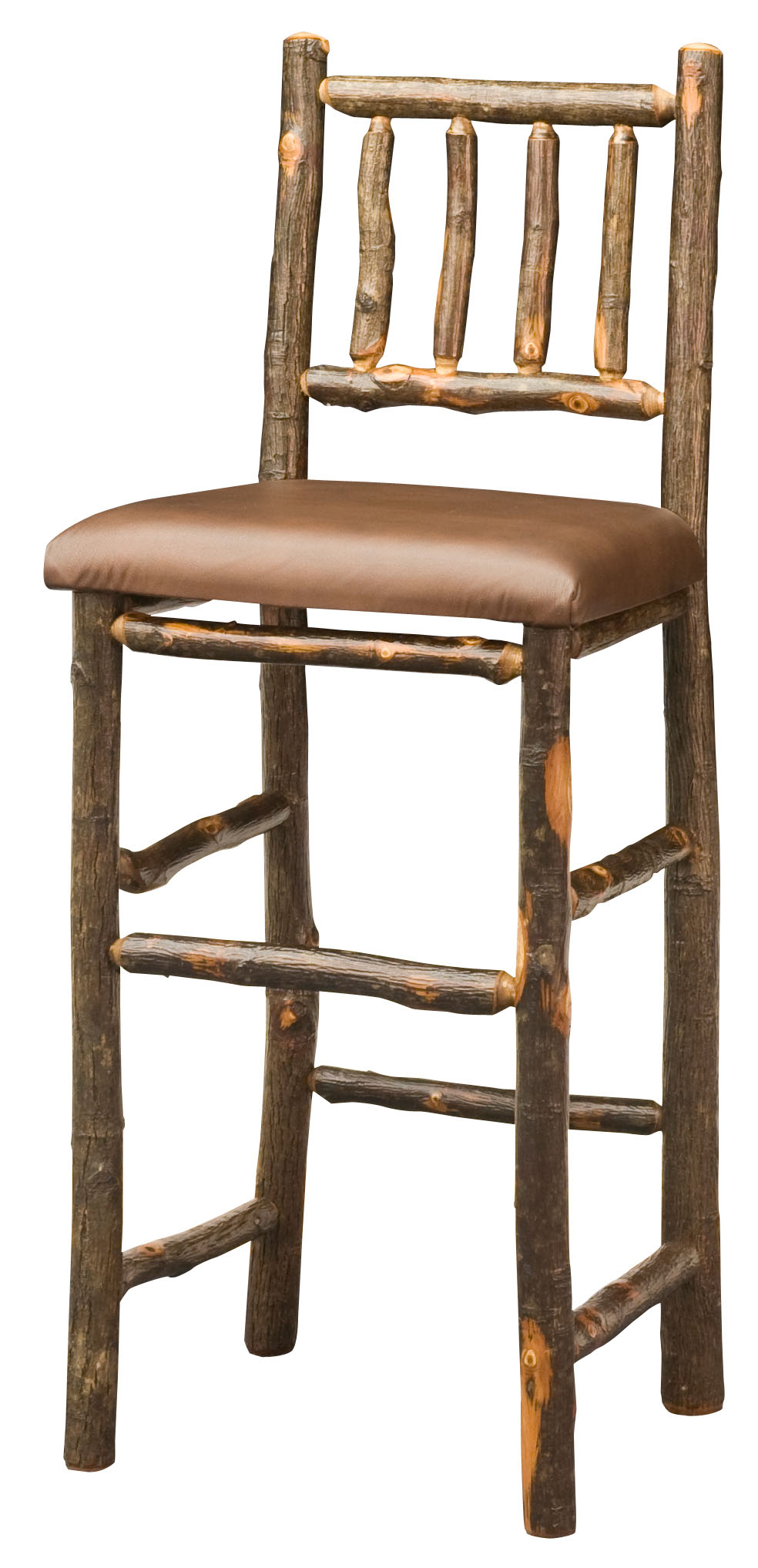 Early American Bar Stool - Amish Direct Furniture