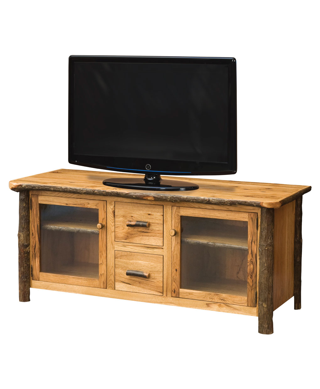 Log Tv Stand Amish Direct Furniture
